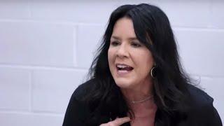 Yolanda & Stacey SCREAM At Eachother   Dance Moms   Season 8, Episode 7