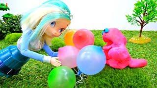 Сказочный Патруль - Где шарики - Мультфильм о Девочках волшебницах