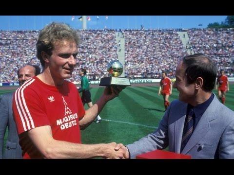 Karl-Heinz Rummenigge - Il pallone d'oro  (1980)