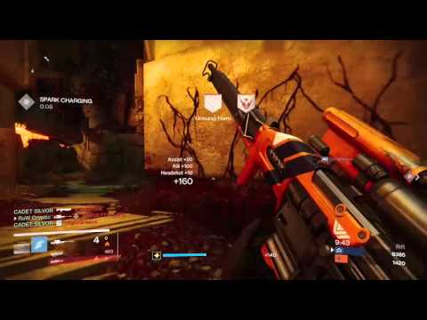Spawn sniping in destiny