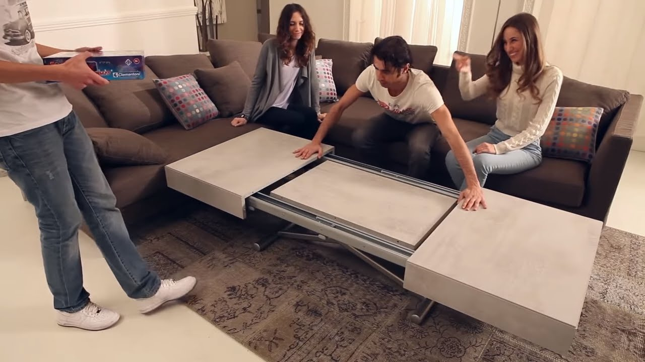 table relevable new cover la maison du convertible youtube. Black Bedroom Furniture Sets. Home Design Ideas