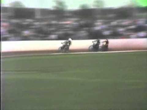 stoke speedway billy burton