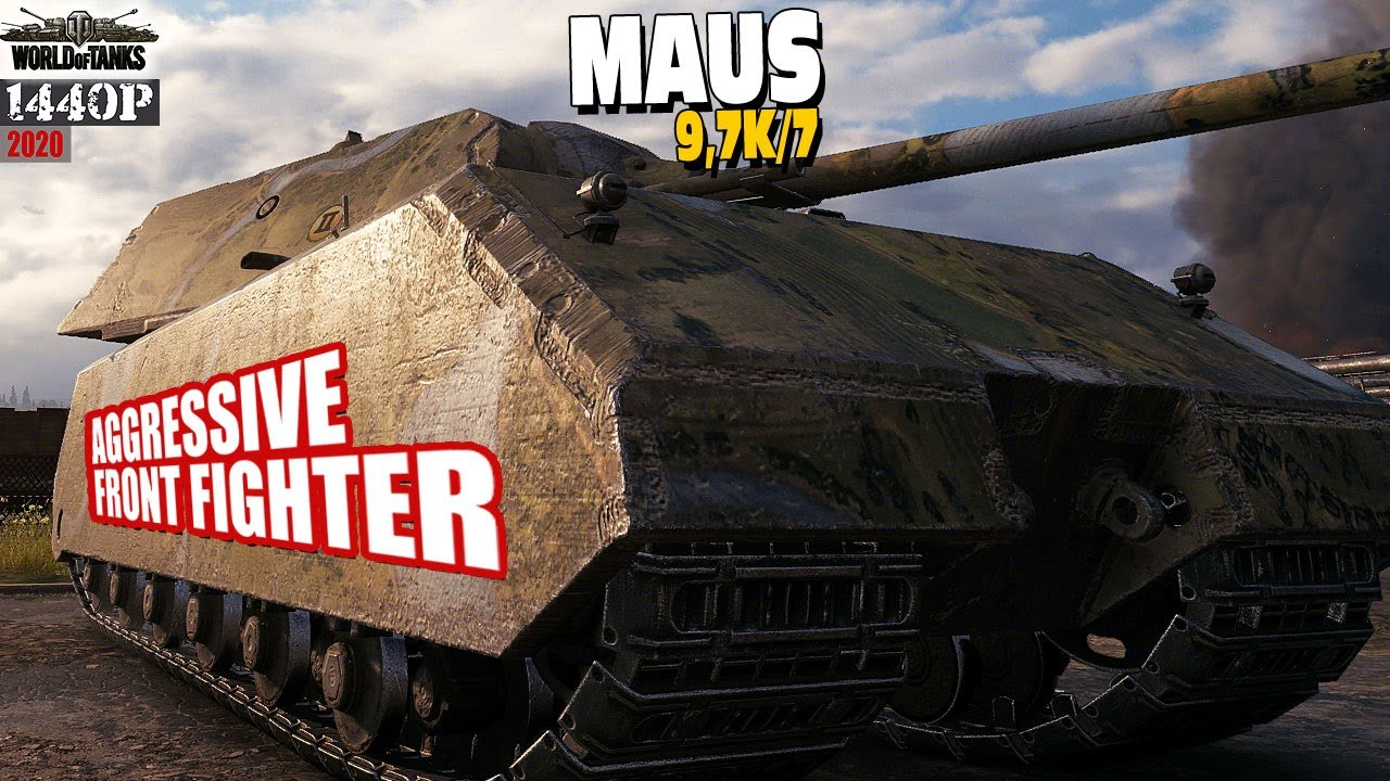 Maus: Action game on Ensk