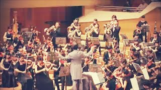 """マーラー:交響曲第1番 「巨人」 第4楽章 G.mahler: Symphonie Nr.1 D-dur """"Der Titan"""" Ⅳ Stürmisch Bewegt"""