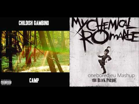 Disenchanted Fire Fly - Childish Gambino vs. My Chemical Romance (Mashup)
