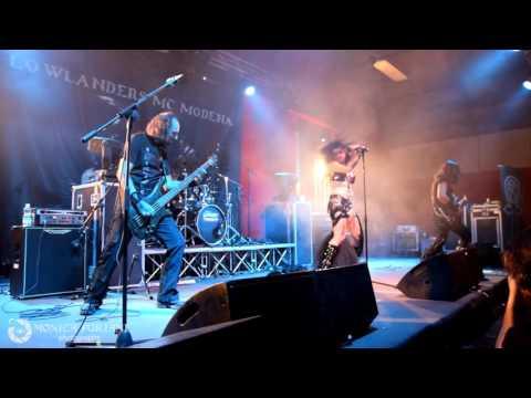 Theatres Des Vampires live @Modena Metal Ink IV 01/10/2016