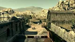 Call Of Juarez: Bound In Blood Gameplay (PC HD)