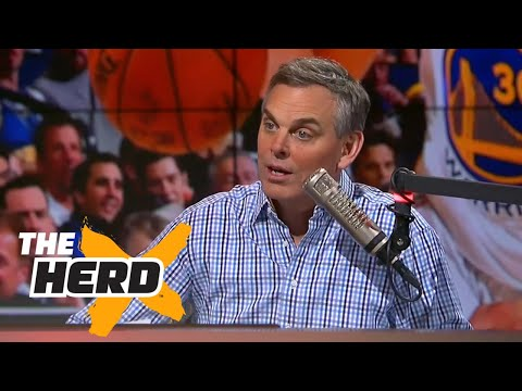 Golden State Warriors are in a crisis with Kevin Durant hurt | THE HERD