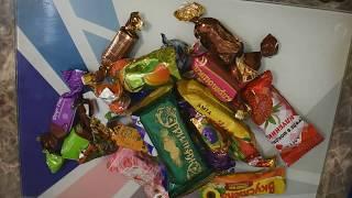 Обзор шоколадных конфет от Амты