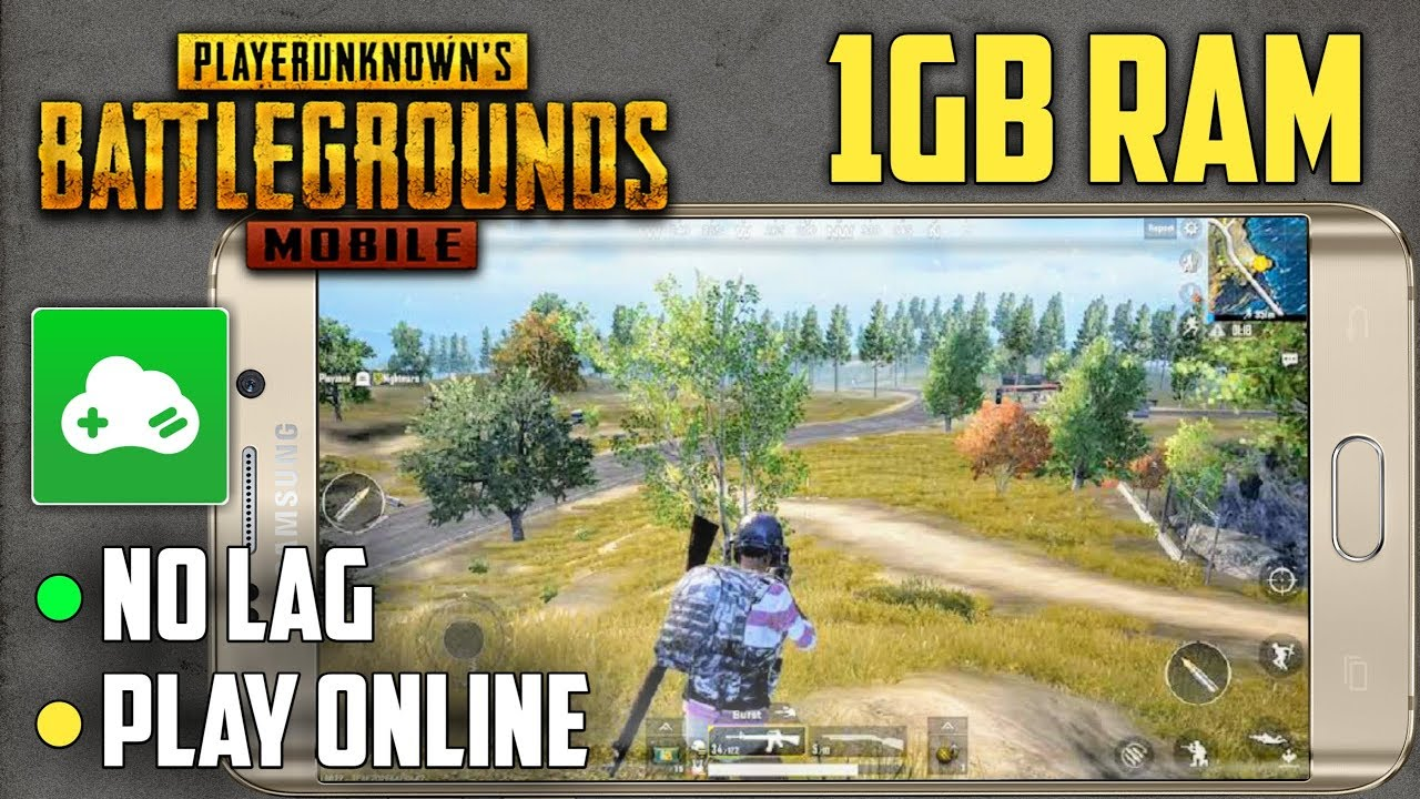 HOW TO PLAY PUBG MOBILE ON 1GB AND 2GB RAM MOBILE PHONES NO LAG -