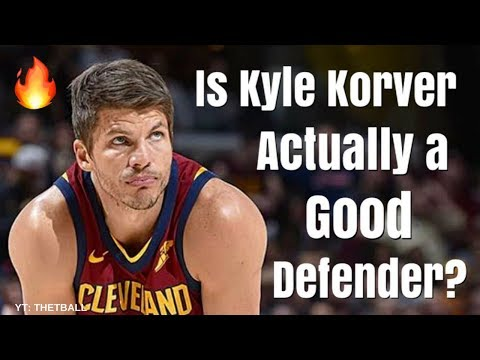 Is Kyle Korver ACTUALLY a Good Defender? | Defensive Asset for LeBron James & Cleveland Cavaliers!