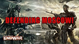 DEFENDING MOSCOW! | Tom Clancy