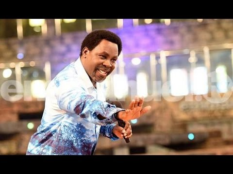 Download SCOAN 20/11/16: The Full Live Sunday Service with TB Joshua