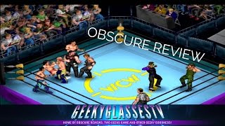 Obscure Game Review - Fire Pro Wrestling Returns