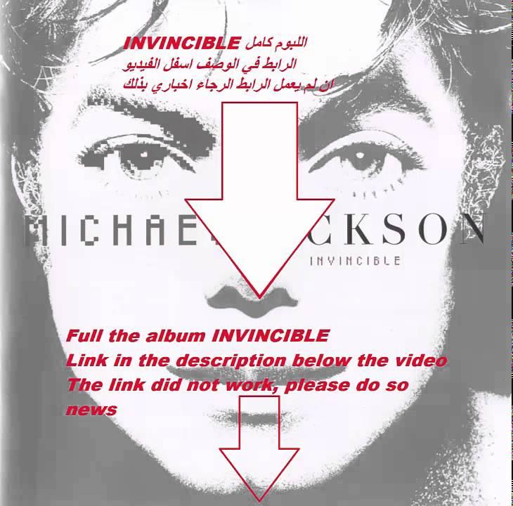 Michael Jackson, Invincible full album zip-adds