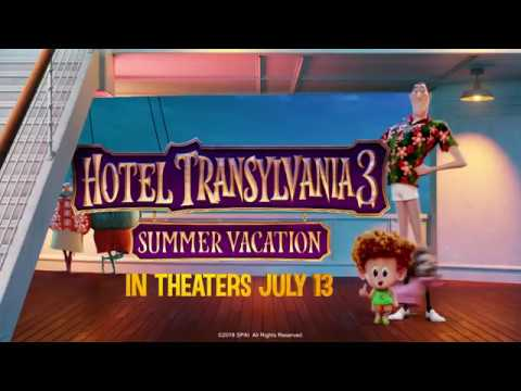 Hotel Transylvania 3: Monsters Overboard The Game