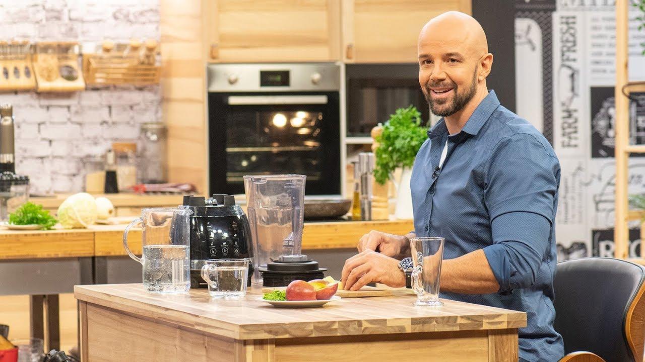 Download Mr. Kitchen: Sloba sprema tri jela sa slaninom