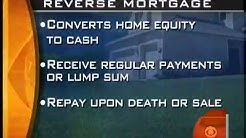 Reverse Mortgage Is Explained On CBS