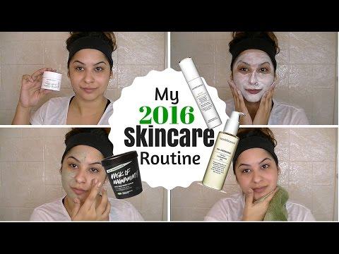 My 2016 Skincare Routine