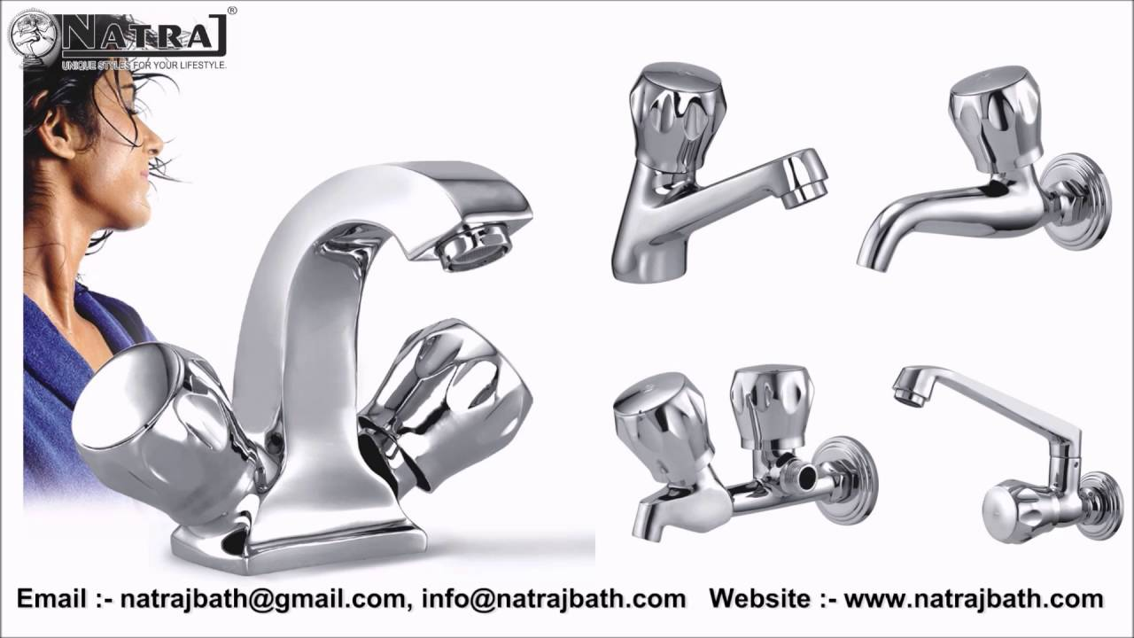 Cp Bathroom Fittings Manufacturers In Jalandhar: Natraj Bath Fitting