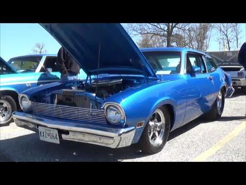 1974 Ford Maverick Pro Street Race Youtube