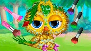 ПРИЧЕСКА ЧЕЛЛЕНДЖ Салон для ЖИВОТНЫХ Fun Baby Animal Care Мультик игра Веселое видео для детей