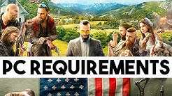 FAR CRY 5 System Requirements and RUST Price INCREASE!