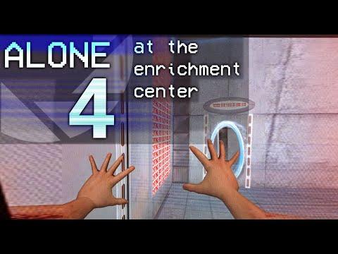 Alone At The Enrichment Center 4   Elegiac Portal Compilation [Part 4]