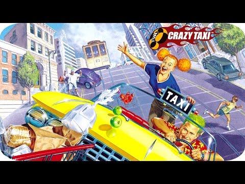 Crazy Taxi - Gameplay Español - Modo Arcade - 1080pHD