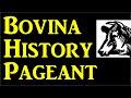Bovina History Pageant
