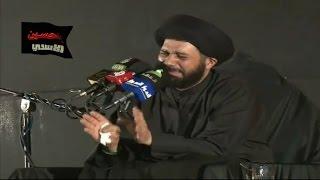نعي وداع زينب و الامام الحسين ع ليلة العاشر- السيد محمد الصافي