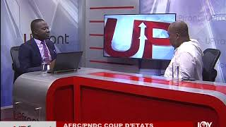 AFRC/PNDC Coup D'etats - UPfront on JoyNews (27-6-18)