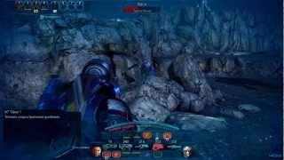 Прохождение Mass Effect 3 / (ч.10 Вакариан)