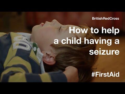 Children First Aid: Seizure (epilepsy)