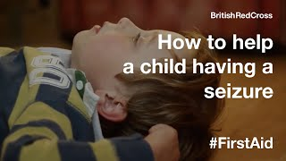 Children First Aid: Seizure (epilepsy)
