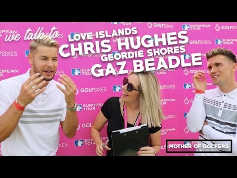 Chris Hughes & Gaz Geordie Shore Must Watch | Mother Of Golfers