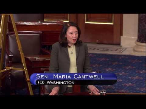 Cantwell: Announces Opposition to Treasury Nominee Mnuchin in Speech on Senate Floor