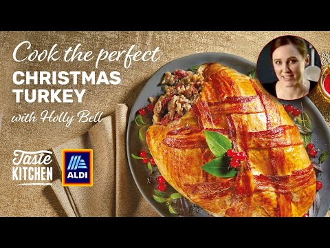 12 TK Tips of Christmas: Cooking a Perfect Christmas Turkey with Holly Bell
