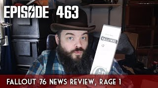 Scotch & Smoke Rings Episode 463: Fallout 76 News Review, Rage 1 Gameplay - Clear the Hospital!