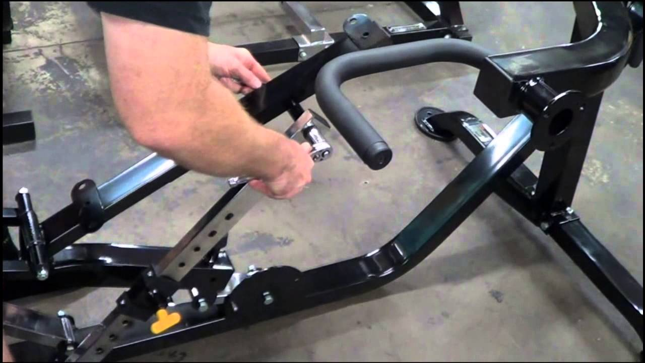 Powertec Bench Assembly Tips Youtube