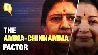 Tamil Nadu Elections 2021 | Decoding the Crucial Amma-Chinnamma Factor  | The Quint