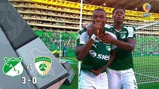 Cali vs Equidad: resumen y goles del partido 3-0 Liga Águila 2018-II