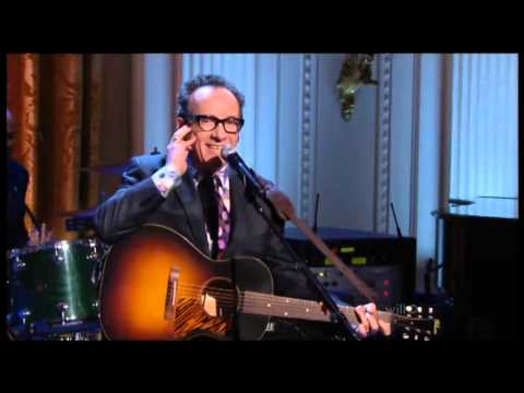 McCartney @ The White House 2010 - Elvis Costello: PENNY LANE - Part 4 of 7
