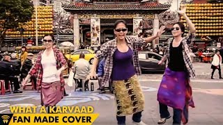 Cover images What a karvaad - Velai Illa Pattadhaari   Fan Video from Taiwan
