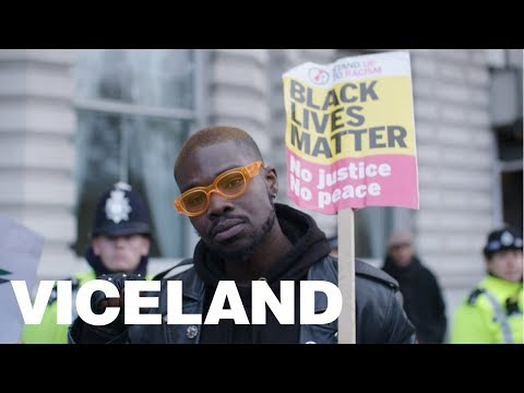 VICELAND at the Anti-Slavery March