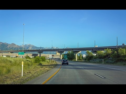15-38 I-80 East Through Salt Lake City