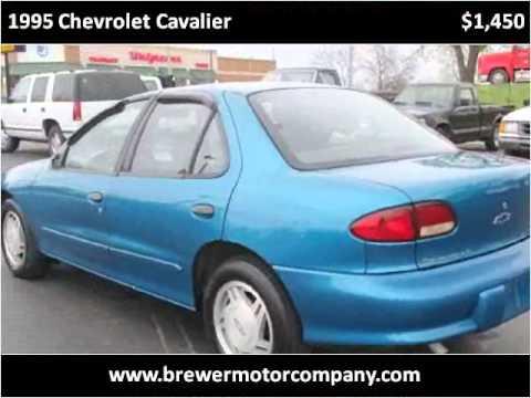 1995 chevrolet cavalier used cars pulaski tn youtube for Bryan motors pulaski tn