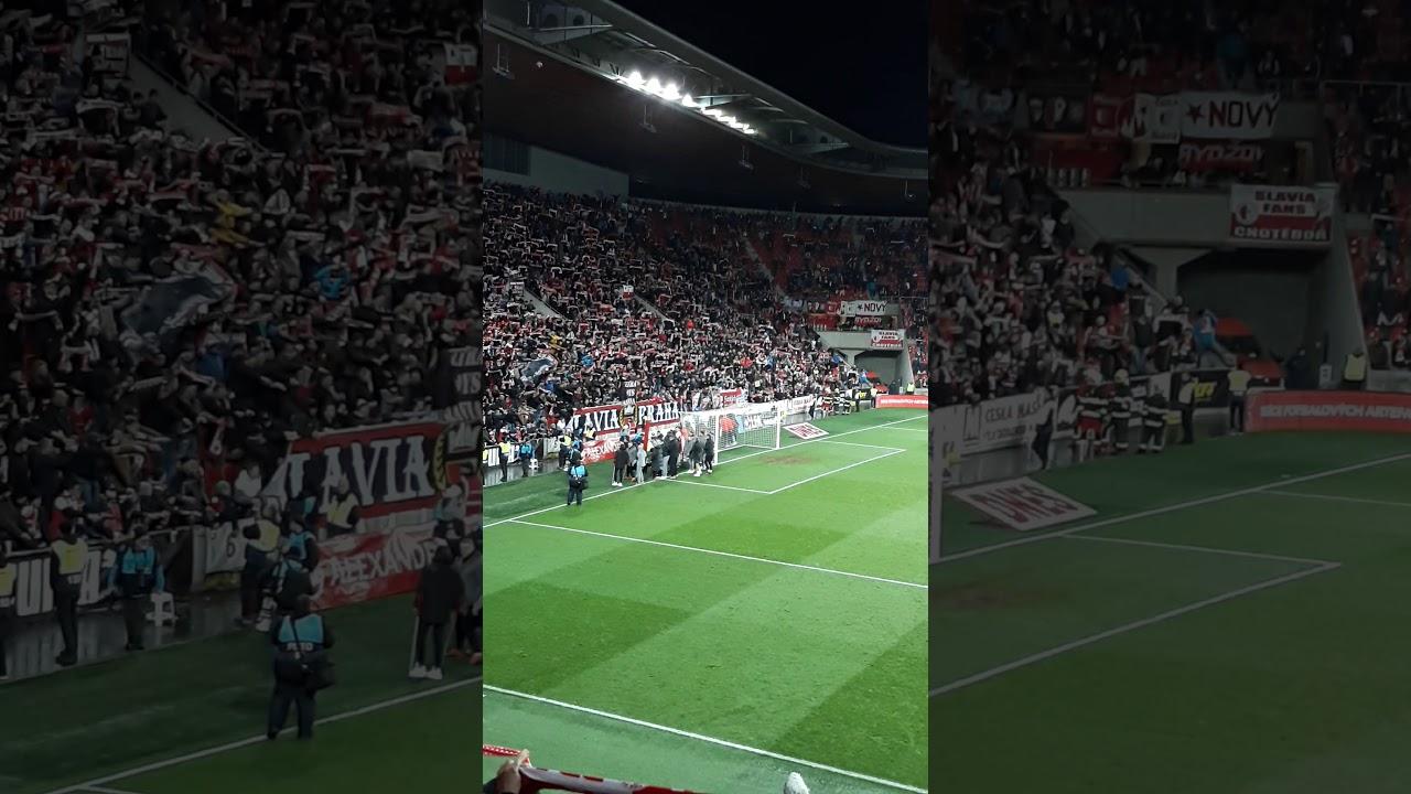 Slavia Praha Vs U010cesk U00e9 Bud U011bjovice 15 12 19 YouTube