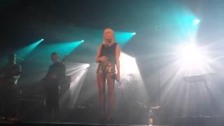Chisu - Sama nainen (live)