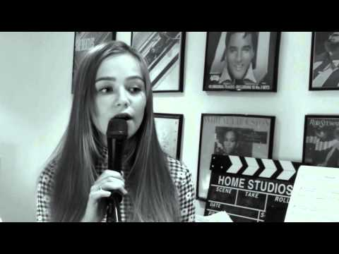 Whitney Houston - I Have Nothing - Connie Talbot cover